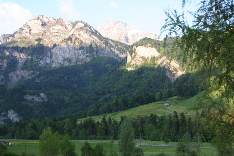 Mai 2014 Wanderung Grafenort - Engelberg